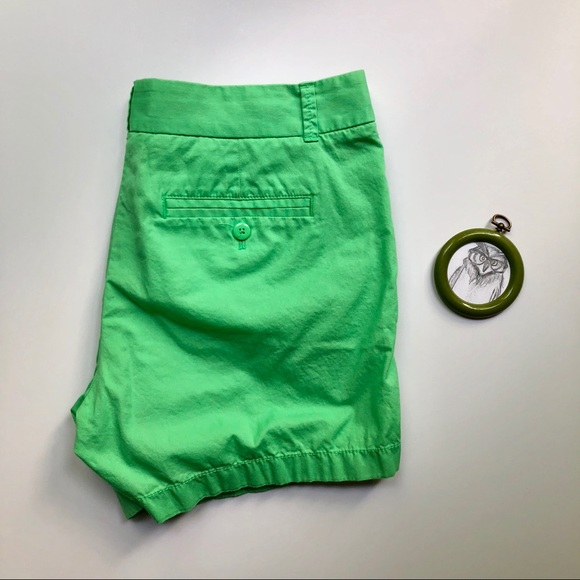 J. Crew Pants - J. Crew Chino Shorts • size 10